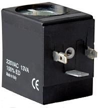 solenoid valve replacement Coil 11630 T30