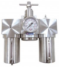 Stainless Steel Filter Regulator Lubricator
