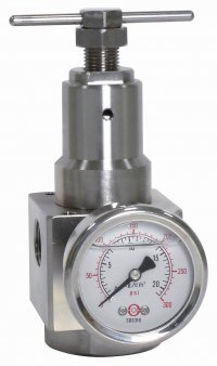 Stainless Steel Regulator
