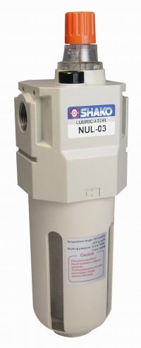 "air lubricator 1/4"", 3/8"" and 1/2"" NUL"