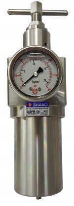 Stainless Steel Air Filter Regulator