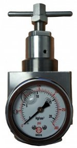 Stainless Steel air pressure regulator