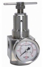Miniature 316 Stainless steel Air pressure regulator