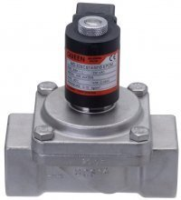 stainless water solenoid valve