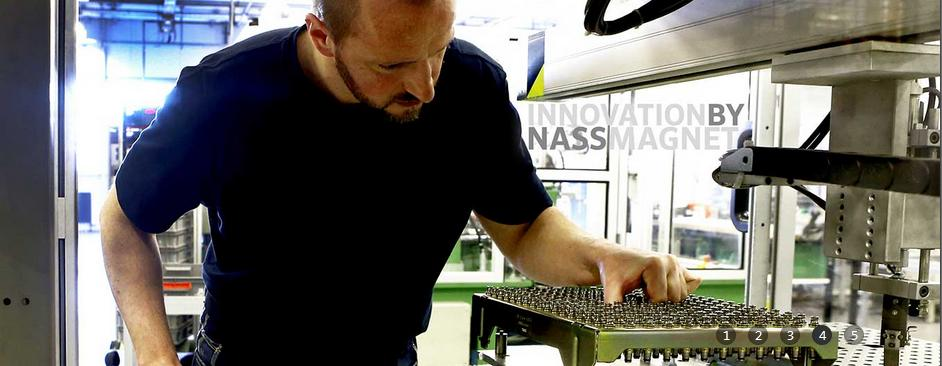 Nass Magnet Automated Quality Production