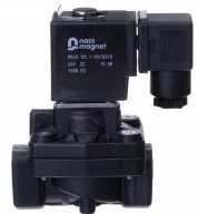 Plastic Solenoid Valves for Water