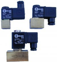 brass solenoid valve miniature series