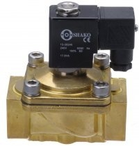 brass assisted lift solenoid valves uk