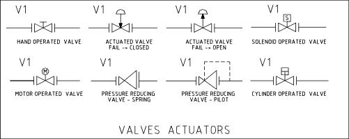 Actuator Drawing