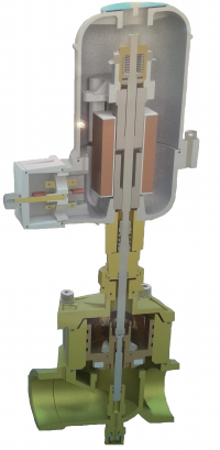 solenoid valves designed for the petro-chemical industry