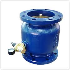 Ductile Iron pressure relief valve for water