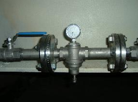 Direct acting pressure reducing valves.