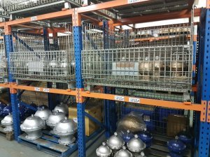 Z Tide AIF anti water hammer valves at factory